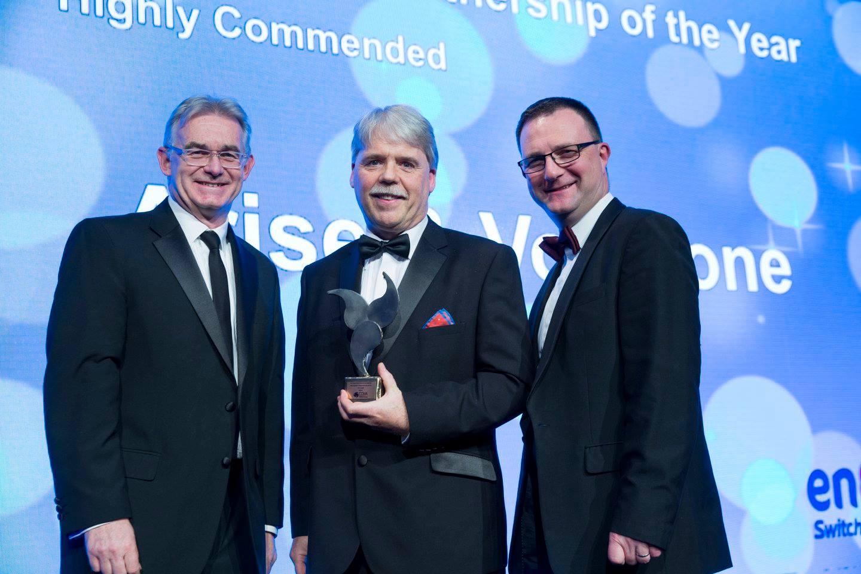 CCMA Joe award
