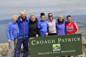 Left to Right: Patrice McAuliffe, Kevin Donegan, Ewelina Wierzbicka, Tara Ryan, Claire McNamara, Eimear Murnane, Michelle O'Regan